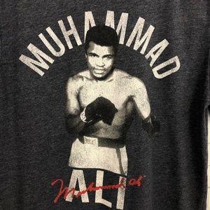 OLD NAVY Collecabilitee Muhammad Ali Graphic Tee M